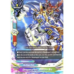 BFE X-BT04/0067EN U Dragonarms, Return Bit