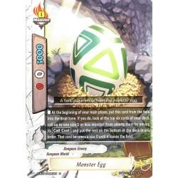 BFE X-BT04/0081EN C Monster Egg