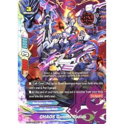 BFE X-BT04/0089EN C CHAOS Gamma Radius