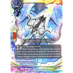 BFE X-BT04/0093EN C Star Dragon Lance, Androids Sheep