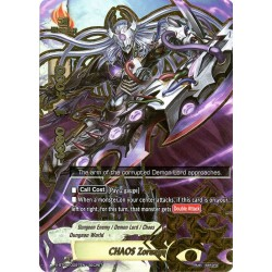BFE X-BT04/0097EN Secret CHAOS Zoruaga