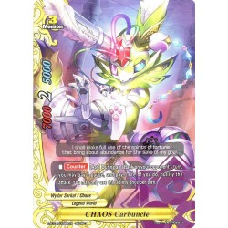 BFE X-BT04/0098EN Secret CHAOS Carbuncle