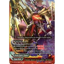 BFE X-BT04/0102EN Secret Thunder Emperor Corps Leader, Barlbatzz