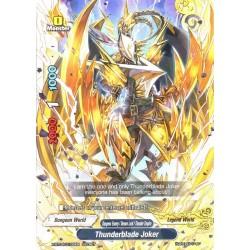 BFE X-BT04/0105EN Secret Thunder Blade Joker