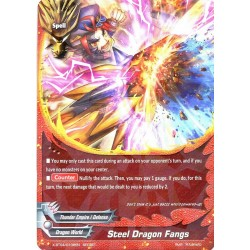 BFE X-BT04/0106EN Secret Iron Wall of Dragon Fang