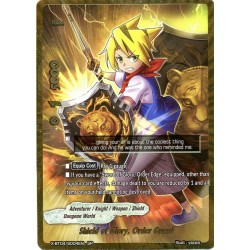BFE X-BT04/S004EN SP Glory Shield, Order Guard