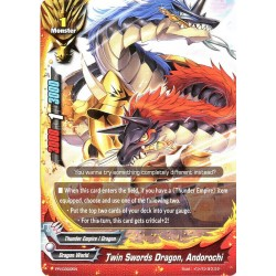 BFE X-BT04-PR/0300EN PR Twin Swords Dragon, Andorochi
