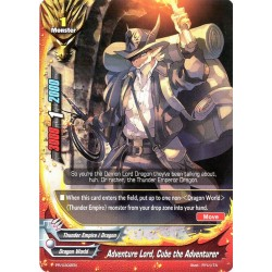 BFE X-BT04-PR/0302EN PR Adventure Lord, Cube the Adventurer