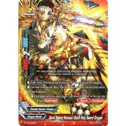 BFE X-BT04-PR/0292EN PR Saint Sword Release! Saint Holy Sword Dragon