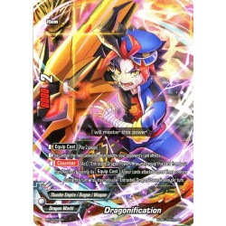 BFE X-BT04-PR/0293EN PR Dragonification
