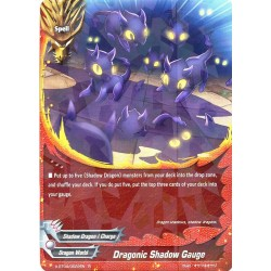 BFE X-BT04/0022EN R/Foil Dragonic Shadow Gauge
