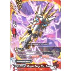 BFE X-BT04/0025EN R/Foil Dragon Fang Fist, Batzz Fang