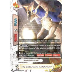 BFE X-BT04/0026EN R/Foil Gold Hatching Dragon, Mother Dragon