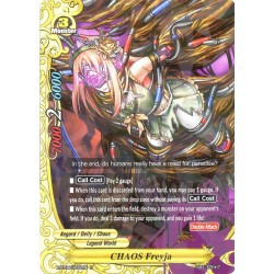 BFE X-BT04/0032EN R/Foil CHAOS Freyja