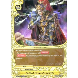 BFE X-BT04/0034EN R/Foil Skilled General's Flash