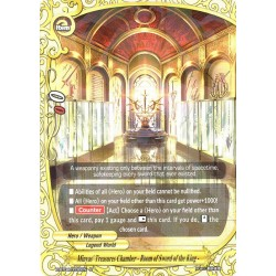 BFE X-BT04/0036EN R/Foil Minuous's Treasure, Sword of the King Gallery