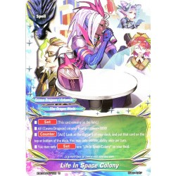 BFE X-BT04/0071EN U/Foil Daily Lives of Space Colony