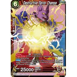 BT1-004 SR Destructive Terror Champa