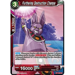 BT1-005 UC Furthering Destruction Champa