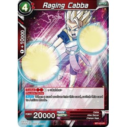 BT1-013 R Raging Cabba