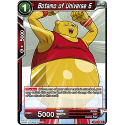 BT1-019 C Botamo of Universe 6