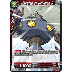 BT1-021 C Magetta of Universe 6