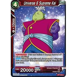 BT1-022 C Universe 6 Supreme Kai