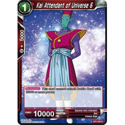 BT1-023 C Kai Attendant of Universe 6