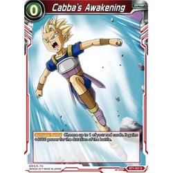 BT1-027 C Cabba's Awakening