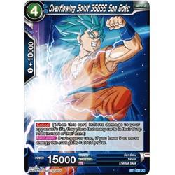 BT1-032 UC Overflowing Spirit SSGSS Son Goku