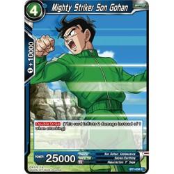 BT1-034 C Mighty Striker Son Gohan