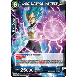 BT1-036 R God Charge Vegeta