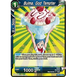 BT1-040 C Bulma, God Tempter