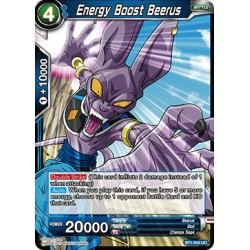 BT1-042 UC Energy Boost Beerus