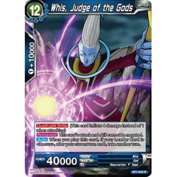 BT1-043 R Whis, Judge of the Gods