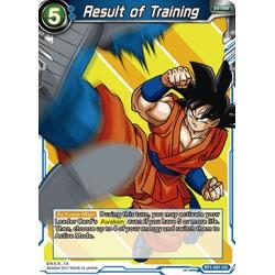 BT1-051 UC Result of Training