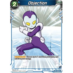 BT1-052 C Objection