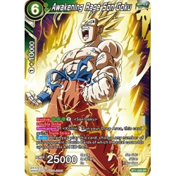 BT1-059 SR Awakening Rage Son Goku