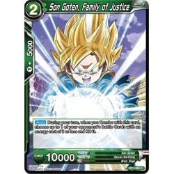 BT1-063 C Son Goten, Family of Justice