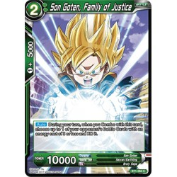 BT1-063 C Son Goten, Family of Justice