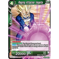 BT1-064 R Raging Attacker Vegeta