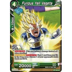 BT1-065 UC Furious Yell Vegeta
