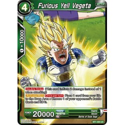 BT1-065 UC Furious Yell Vegeta