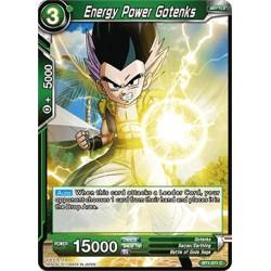 BT1-071 C Energy Power Gotenks