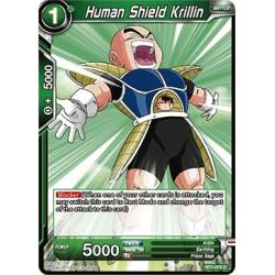 BT1-072 C Human Shield Krillin