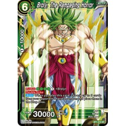 BT1-073 SR Broly, The Rampaging Horror