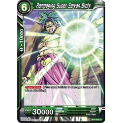 BT1-075 C Rampaging Super Saiyan Broly
