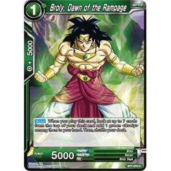 BT1-076 C Broly, Dawn of the Rampage