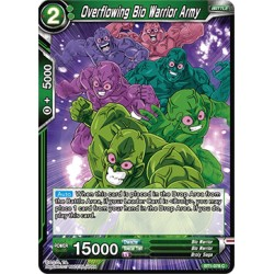 BT1-078 C Overflowing Bio Warrior Army