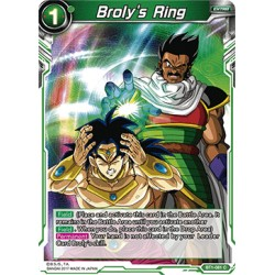 BT1-081 C Broly's Ring